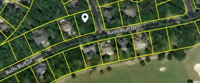 5019 Bucks Bluff Drive, North Myrtle Beach, SC 29582 (MLS #1812177) :: Myrtle Beach Rental Connections