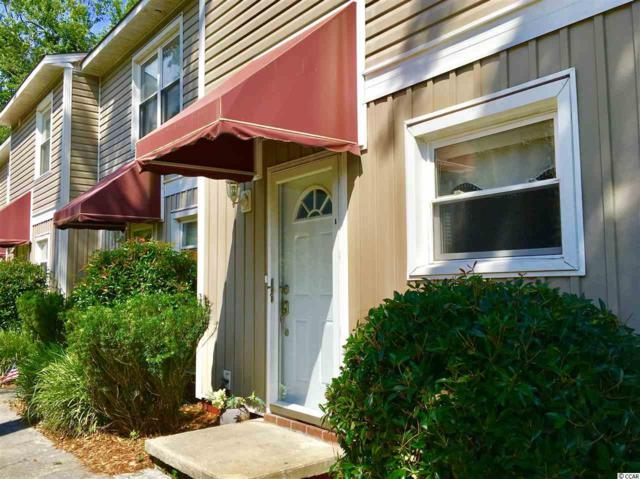 517 35TH AVE NORTH Unit A, Myrtle Beach, SC 29577 (MLS #1812189) :: Silver Coast Realty