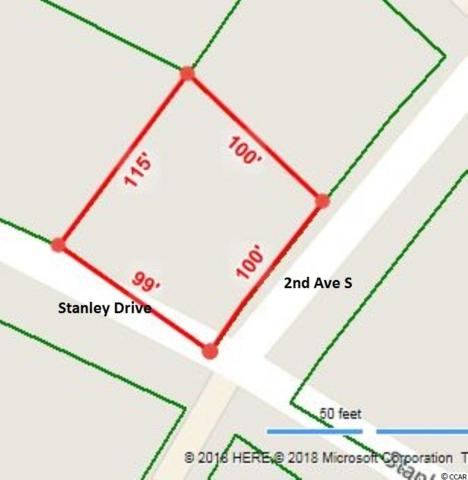Lot 1 Stanley Dr, Murrells Inlet, SC 29576 (MLS #1812235) :: The Litchfield Company