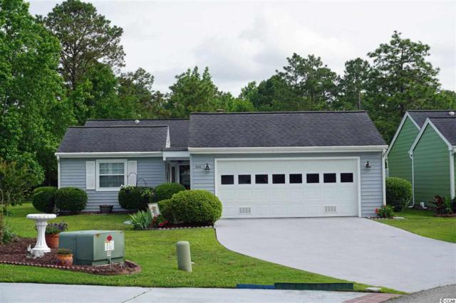 504 Gleneagle Drive, Myrtle Beach, SC 29588 (MLS #1812255) :: James W. Smith Real Estate Co.