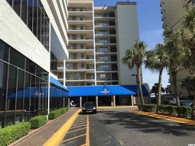 2001 South Ocean Boulevard #1008, Myrtle Beach, SC 29577 (MLS #1812260) :: The Greg Sisson Team with RE/MAX First Choice
