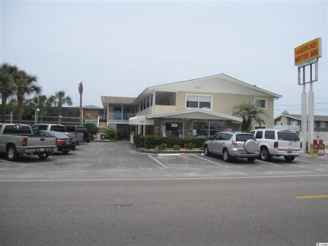 5409 N Ocean Blvd #212, North Myrtle Beach, SC 29582 (MLS #1812276) :: James W. Smith Real Estate Co.