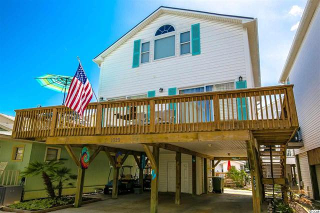 6001 S Kings Hwy #1029, Myrtle Beach, SC 29575 (MLS #1812310) :: Myrtle Beach Rental Connections
