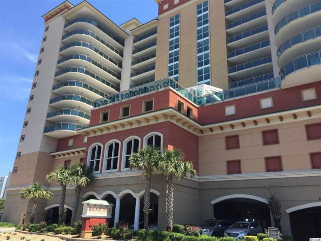 1321 S Ocean Blvd. #1008, North Myrtle Beach, SC 29582 (MLS #1812330) :: The Greg Sisson Team with RE/MAX First Choice