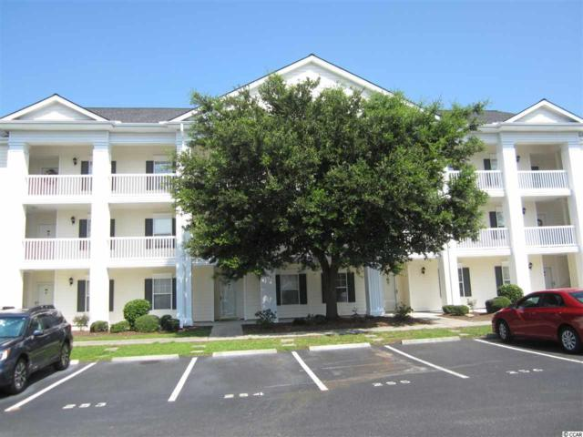 5060 Windsor Green Way #201, Myrtle Beach, SC 29579 (MLS #1812348) :: The Hoffman Group