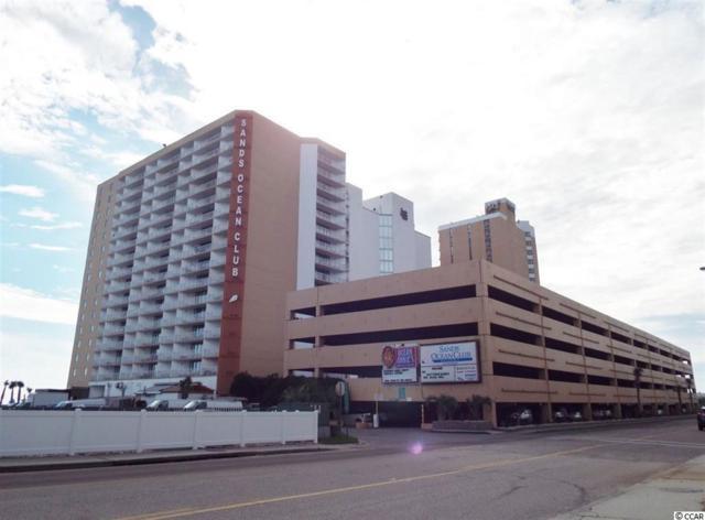 9550 Shore Dr. #1125, Myrtle Beach, SC 29572 (MLS #1812351) :: James W. Smith Real Estate Co.