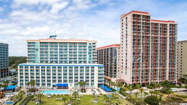 5200 N Ocean Blvd, Myrtle Beach, SC 29577 (MLS #1812376) :: The Hoffman Group