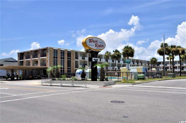 1600 S Ocean Blvd #322, Myrtle Beach, SC 29577 (MLS #1812413) :: The Hoffman Group