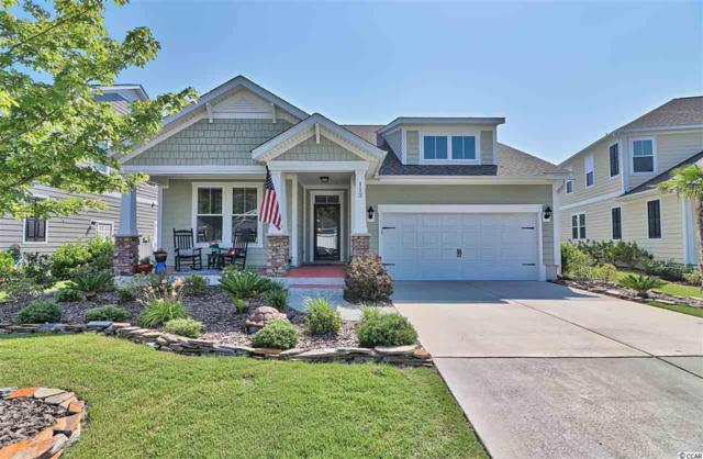 113 Champions Village Drive, Murrells Inlet, SC 29576 (MLS #1812423) :: Myrtle Beach Rental Connections