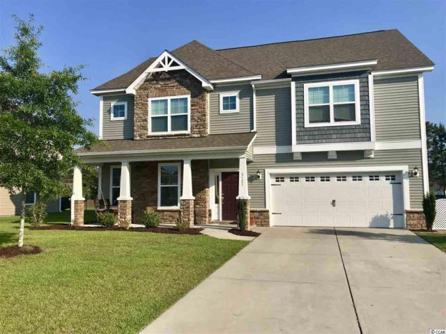 3121 Bramble Glen Drive, Myrtle Beach, SC 29579 (MLS #1812437) :: James W. Smith Real Estate Co.