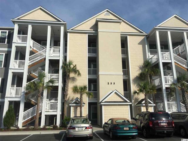 133 Ella Kinley Circle #301, Myrtle Beach, SC 29588 (MLS #1812449) :: Matt Harper Team