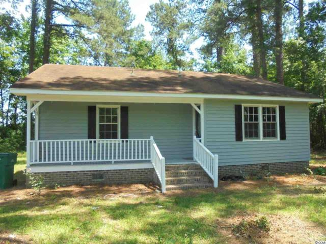 1153 Pine Lake Rd., Marion, SC 29571 (MLS #1812466) :: The Litchfield Company