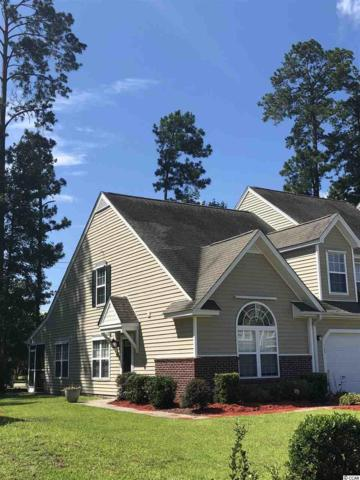 529 Riverward Dr. Lot 77, Myrtle Beach, SC 29588 (MLS #1812474) :: The Greg Sisson Team with RE/MAX First Choice