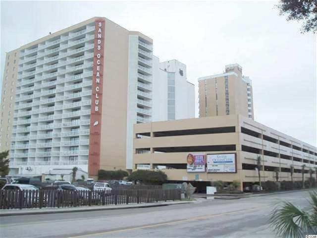 9550 Shore Drive #1429, Myrtle Beach, SC 29572 (MLS #1812494) :: James W. Smith Real Estate Co.