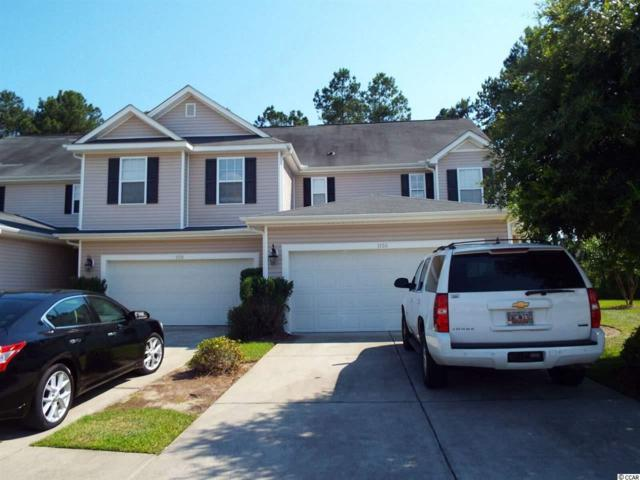 1156 Fairway Lane #1156, Conway, SC 29526 (MLS #1812543) :: The Greg Sisson Team with RE/MAX First Choice