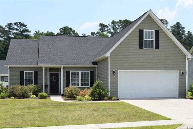 521 Tourmaline Drive, Little River, SC 29566 (MLS #1812596) :: The Litchfield Company
