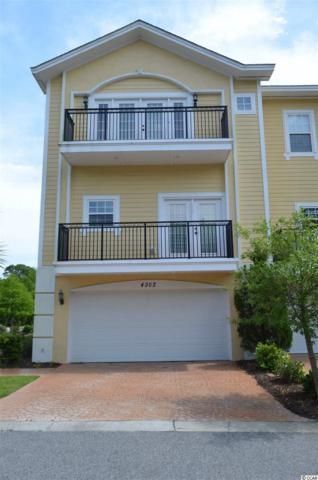 4302 Grande Harbour Blvd. #4302, Little River, SC 29566 (MLS #1812640) :: James W. Smith Real Estate Co.