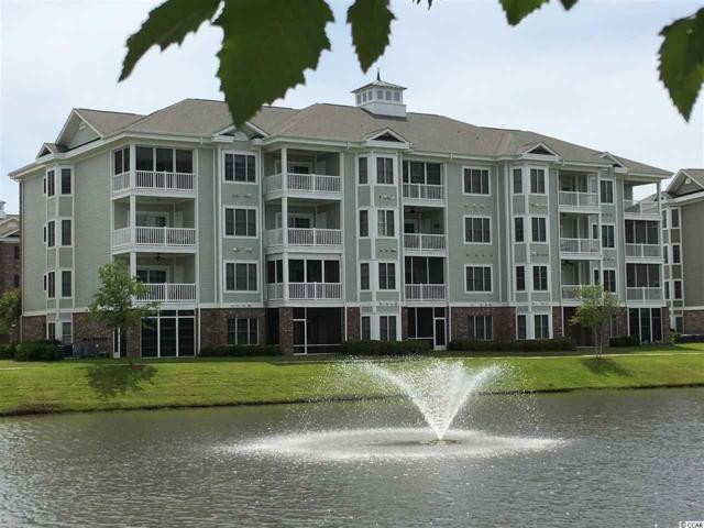 4829 Luster Leaf Circle 305 #305, Myrtle Beach, SC 29577 (MLS #1812660) :: SC Beach Real Estate