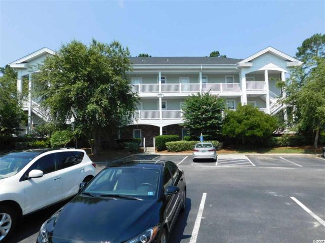674 Riverwalk Dr #101, Myrtle Beach, SC 29579 (MLS #1812686) :: Trading Spaces Realty