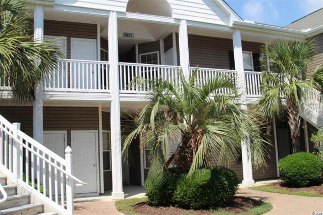 885 Palmetto Trail #202, Myrtle Beach, SC 29577 (MLS #1812699) :: Trading Spaces Realty