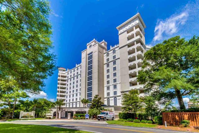 9547 Edgerton Dr. #306, Myrtle Beach, SC 29572 (MLS #1812701) :: James W. Smith Real Estate Co.