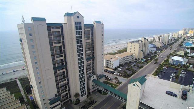3805 S Ocean Blvd #1205, North Myrtle Beach, SC 29582 (MLS #1812726) :: SC Beach Real Estate