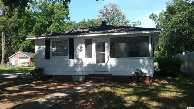 614 N Congdon Street, Georgetown, SC 29440 (MLS #1812737) :: The Litchfield Company