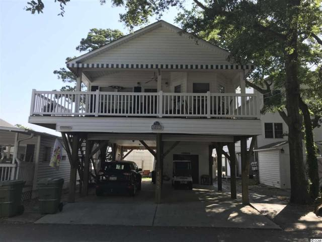 6001 S Kings Hwy., Site 1855, Myrtle Beach, SC 29575 (MLS #1812757) :: Myrtle Beach Rental Connections