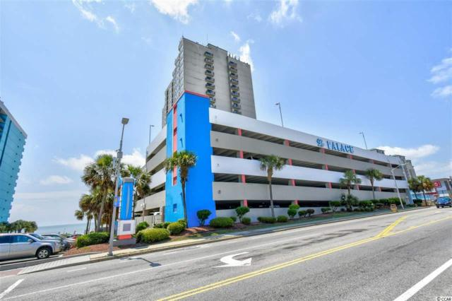1605 S Ocean Blvd #1701, Myrtle Beach, SC 29577 (MLS #1812787) :: The Greg Sisson Team with RE/MAX First Choice