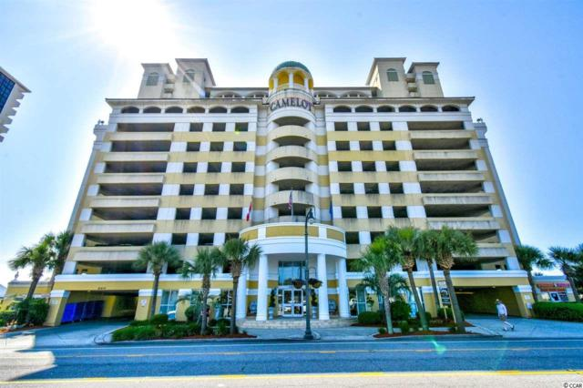 2000 N Ocean Blvd #709, Myrtle Beach, SC 29577 (MLS #1812815) :: Sloan Realty Group