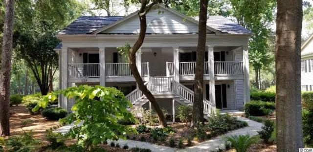120-4 Weehawka Way #4, Pawleys Island, SC 29585 (MLS #1812822) :: The Litchfield Company