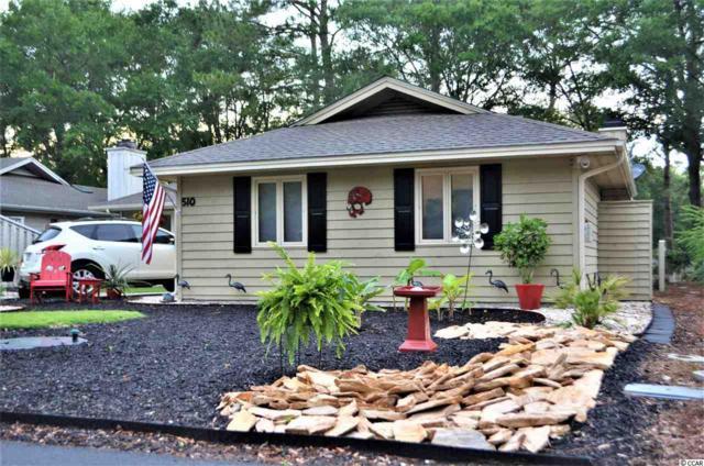 510 Fairway Drive, Sunset Beach, NC 28468 (MLS #1812842) :: SC Beach Real Estate