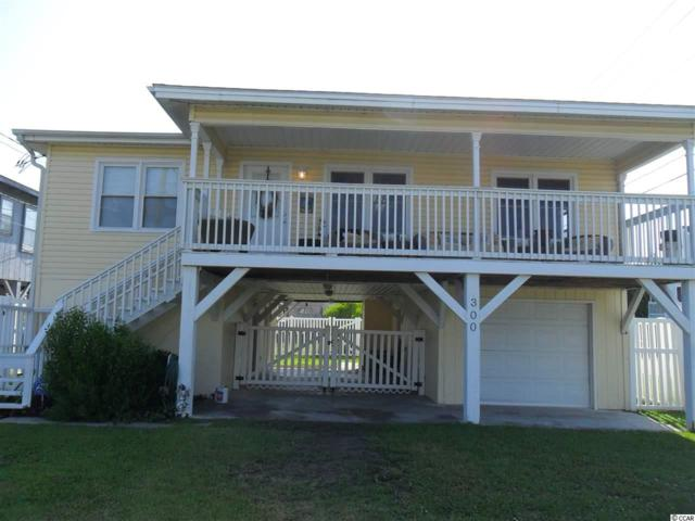 300 N 55th Ave., North Myrtle Beach, SC 29582 (MLS #1812857) :: The Litchfield Company
