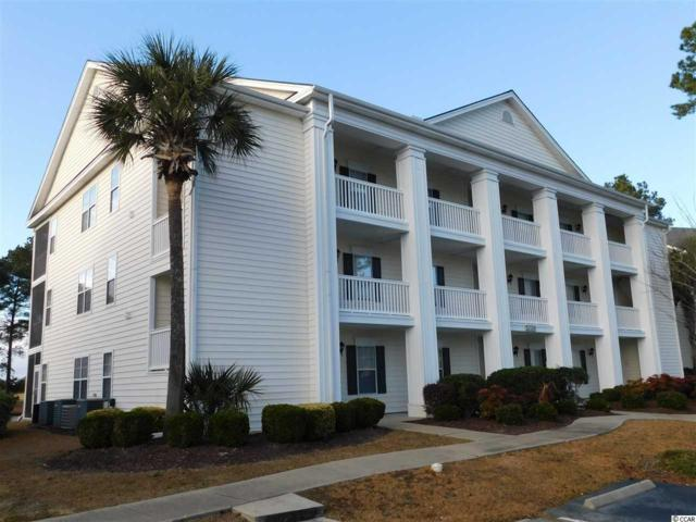 4960 Windsor Green Way #301, Myrtle Beach, SC 29579 (MLS #1812876) :: The Greg Sisson Team with RE/MAX First Choice