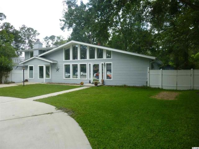 105 Quail Hollow, Myrtle Beach, SC 29579 (MLS #1812927) :: The Litchfield Company