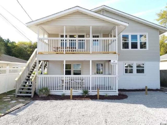 508 S Hillside Drive, North Myrtle Beach, SC 29582 (MLS #1812940) :: Myrtle Beach Rental Connections