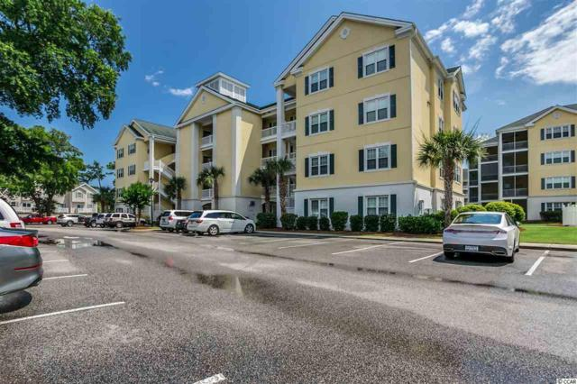 601 N Hillside Drive Unit 1523 #1523, North Myrtle Beach, SC 29582 (MLS #1812946) :: James W. Smith Real Estate Co.