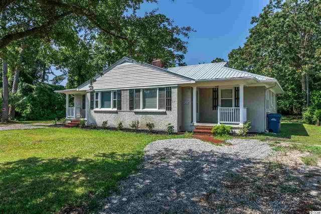 509 30th Ave. N, Myrtle Beach, SC 29577 (MLS #1812963) :: The Greg Sisson Team with RE/MAX First Choice