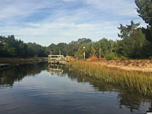 Lot 13 Tabby Lane, Georgetown, SC 29440 (MLS #1812966) :: SC Beach Real Estate