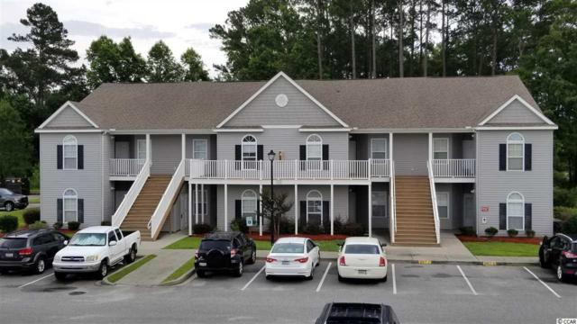 110 Portsmith Dr. #6, Myrtle Beach, SC 29588 (MLS #1812973) :: James W. Smith Real Estate Co.