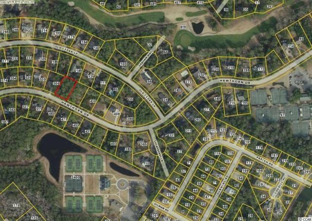 Hawthorn Drive - Lot 28, Pawleys Island, SC 29585 (MLS #1812975) :: SC Beach Real Estate