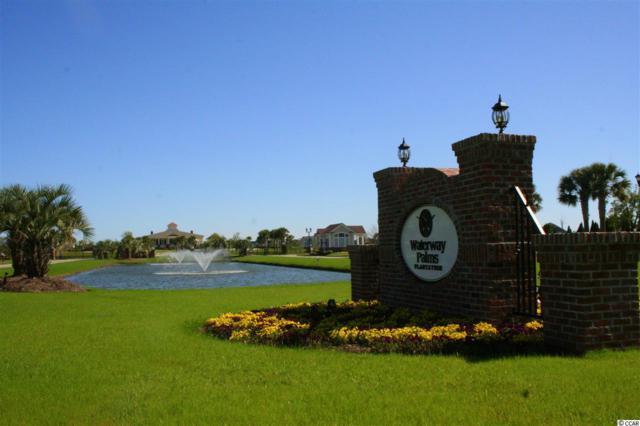 868 Crystal Water Way, Myrtle Beach, SC 29579 (MLS #1813014) :: SC Beach Real Estate