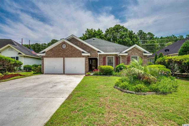 621 Hatteras River Rd., Myrtle Beach, SC 29588 (MLS #1813030) :: James W. Smith Real Estate Co.