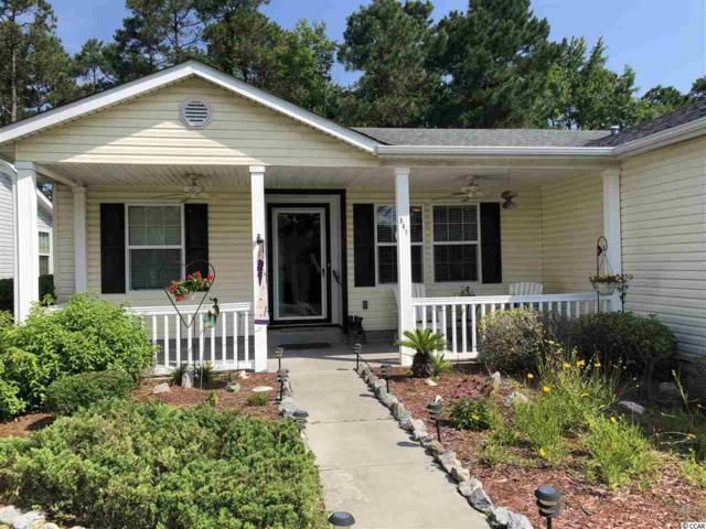 341 Walden Lake Road, Conway, SC 29526 (MLS #1813048) :: Silver Coast Realty