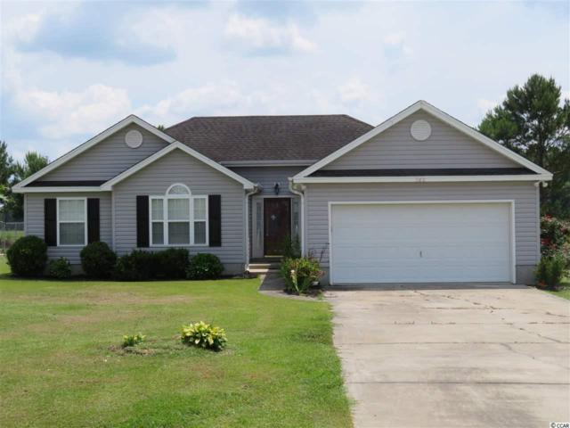 560 Fox Chase Dr, Conway, SC 29527 (MLS #1813073) :: The Hoffman Group