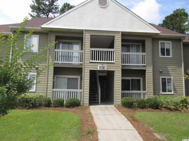 500-B Myrtle Greens Drive 500-B, Conway, SC 29526 (MLS #1813081) :: Sloan Realty Group