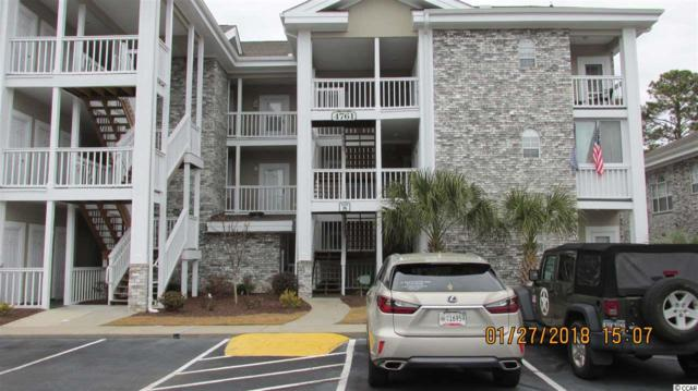 4761 Wild Iris Drive #103, Myrtle Beach, SC 29577 (MLS #1813094) :: Trading Spaces Realty