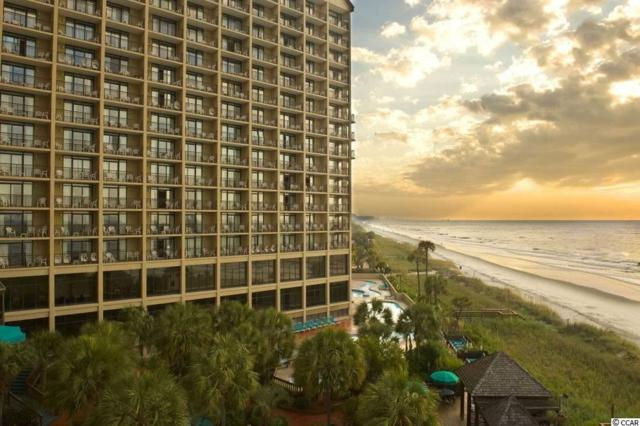 4800 S Ocean Blvd #718, North Myrtle Beach, SC 29582 (MLS #1813106) :: Trading Spaces Realty