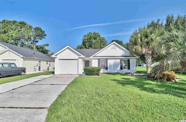 9621 Kings Grant Dr, Murrells Inlet, SC 29576 (MLS #1813122) :: Myrtle Beach Rental Connections