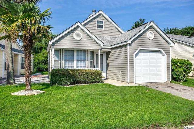 123 Whitehaven Ct, Myrtle Beach, SC 29577 (MLS #1813124) :: The Hoffman Group